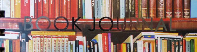book journal banner