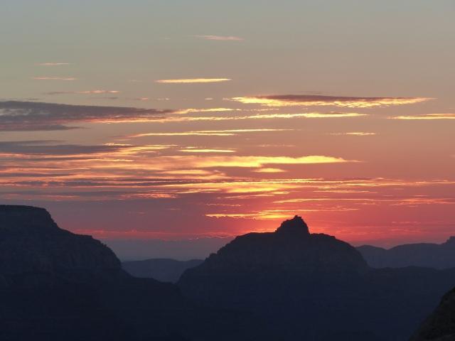 Grand Canyon sunrise2