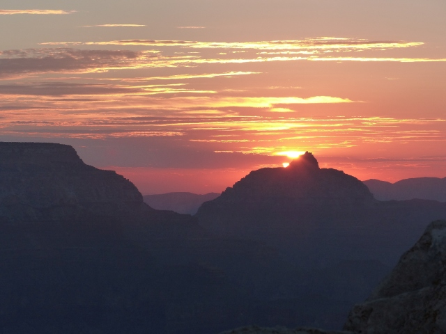 Grand Canyon sunrise4