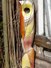 Holzskulptur meines Vaters