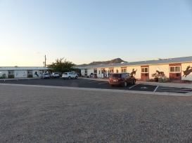 HDL1. High Desert Lodge (Big Water, UT)