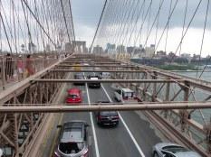 Der Blick Richtung Brooklyn