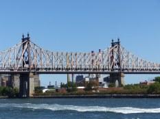 Das müsste die Ed Koch Queensboro Bridge (1909) sein