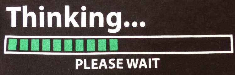 Thinking_please wait