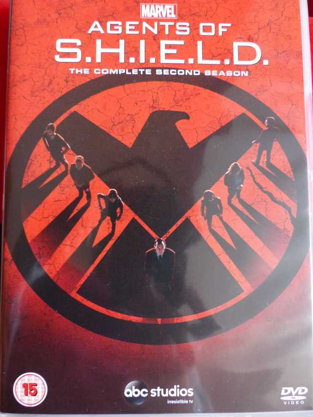 agents of shield S2
