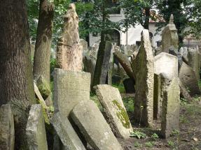 Prag_jüdischer Friedhof_2
