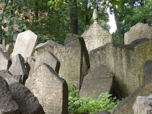 Prag_jüdischer Friedhof_26