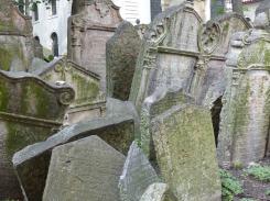 Prag_jüdischer Friedhof_29