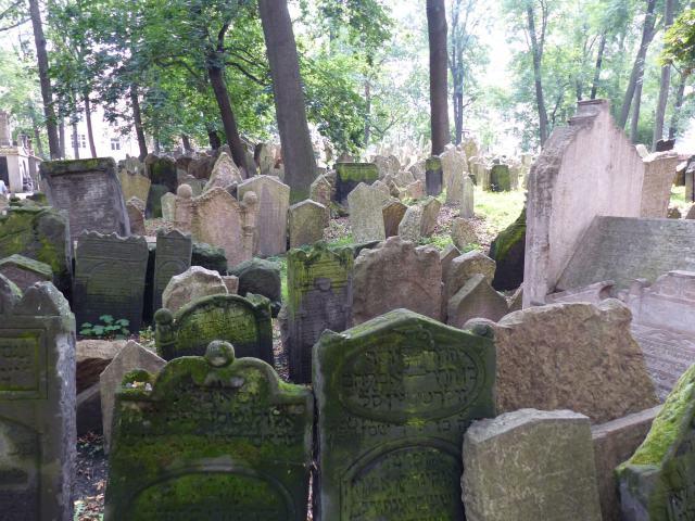 Prag_jüdischer Friedhof_43