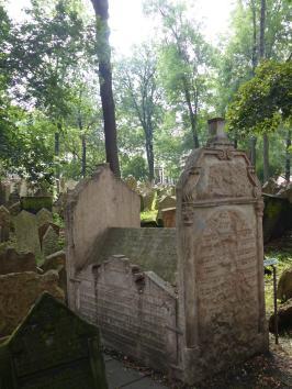 Prag_jüdischer Friedhof_44
