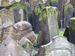Prag_jüdischer Friedhof_46