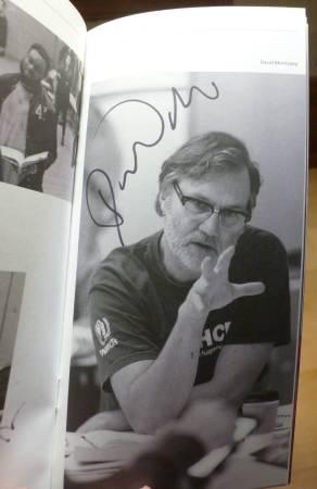 David Morrissey Autogramm