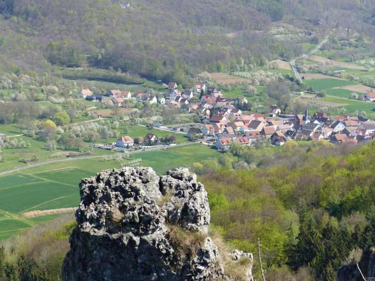 Fränkische Schweiz Walberla_2