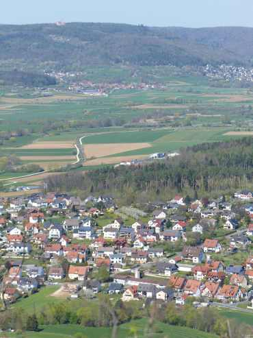Fränkische Schweiz Walberla_5