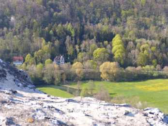 Fränkische Schweiz Ostern Binghöhle+Neideck_34