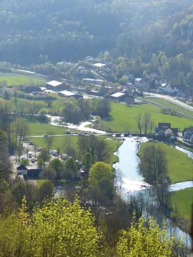 Fränkische Schweiz Ostern Binghöhle+Neideck_40